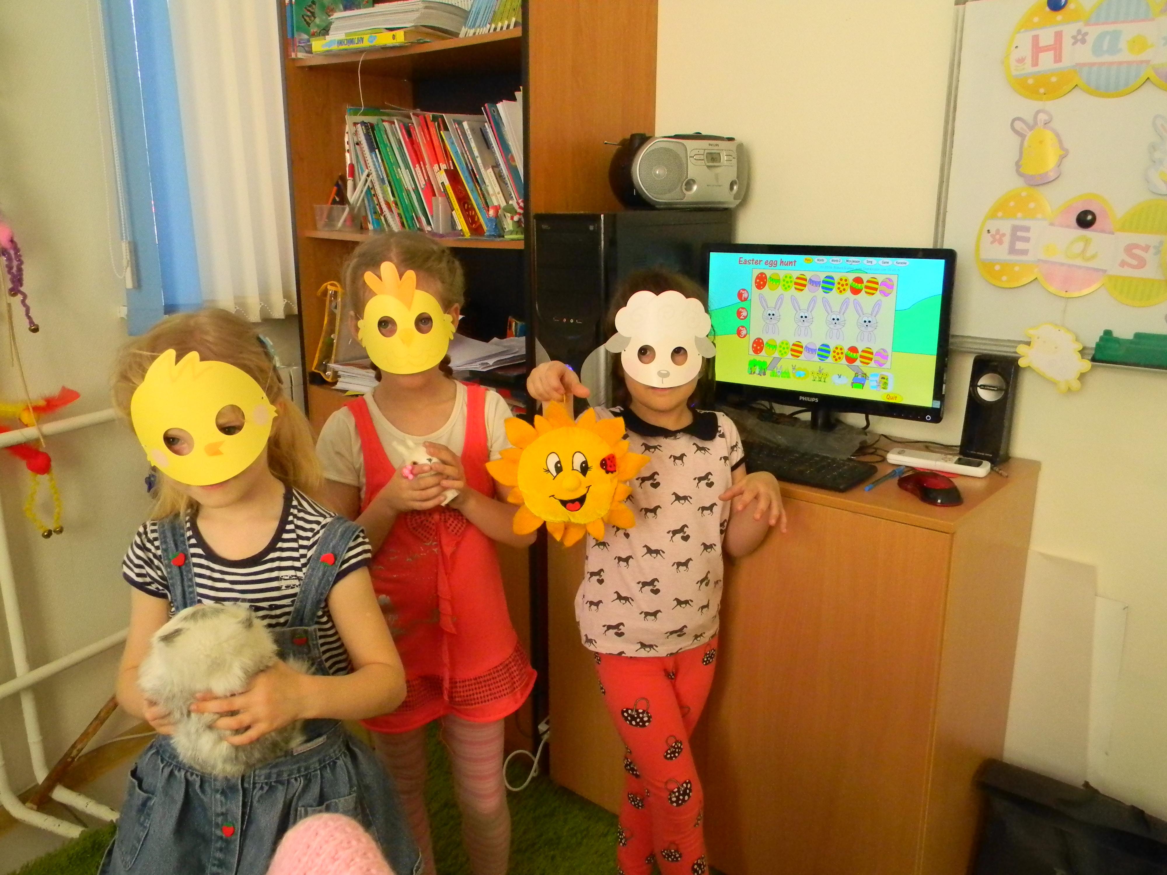 обучая языку мы знакомим детей